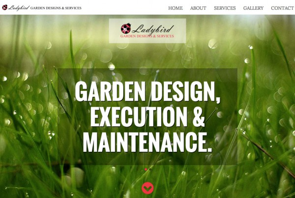 Ladybird Garden Designs and Services