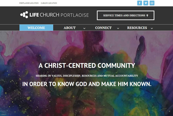 Life Church Ireland version 2.0