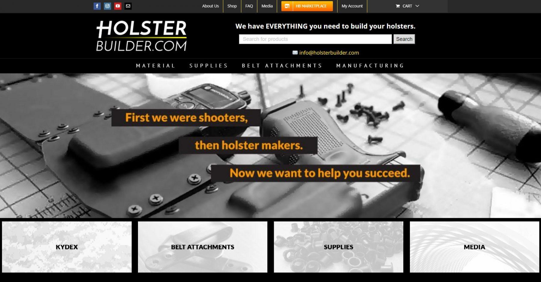 Holster Builder